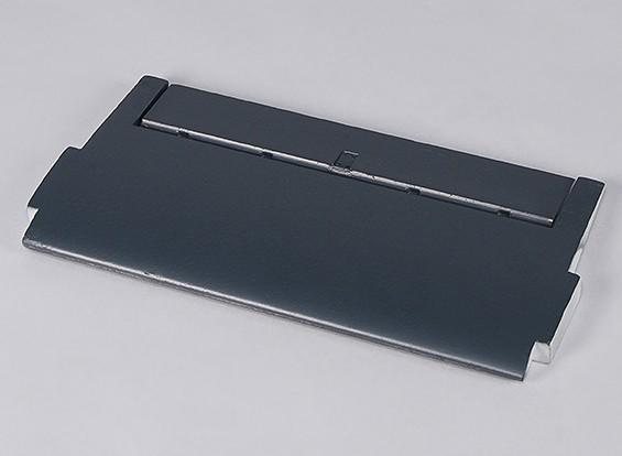 Durafly ™ 1000 mm Sea Vixen - Sustitución del estabilizador horizontal