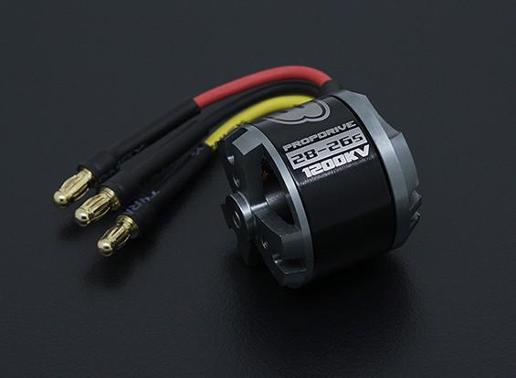 NTM Prop Drive Serie 28-26A 1200KV / 286w (versión corta del eje)