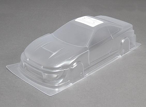 1/10 TY15 sin pintar coches carrocería w / Adhesivos