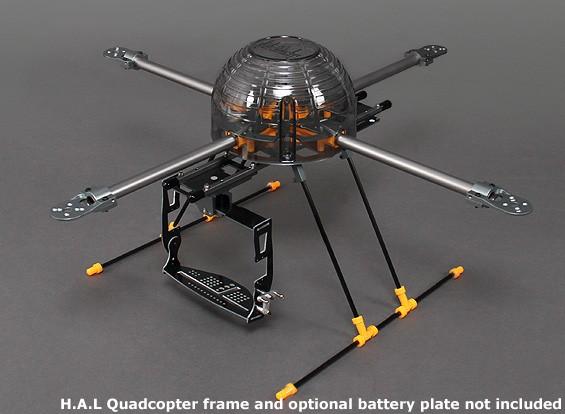 Turnigy HAL 3 ejes de montaje de cámara