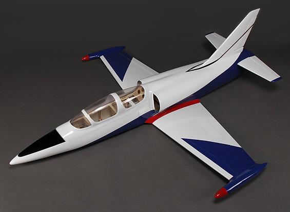 L-39 Albatros de fibra de vidrio de 90 mm Jet EDF 1254mm (ARF)