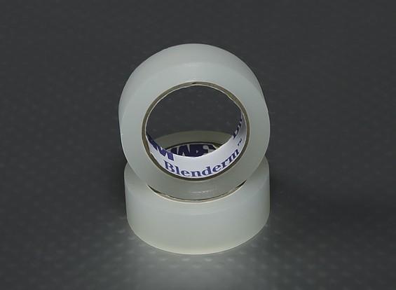 "1/2 ""x 4 - 3M BlendermR Cinta (Tape Bisagras - Twin Pack)"