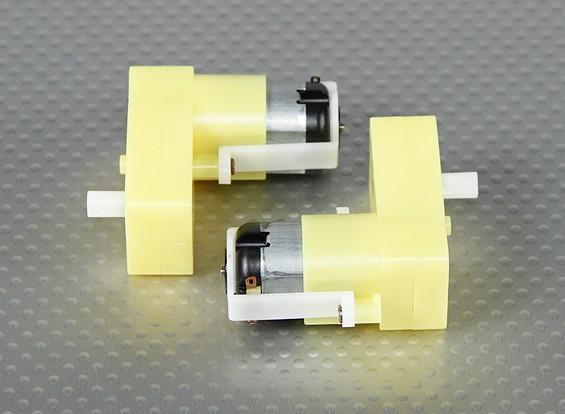 Motorreductor - Desplazamiento del eje (2pcs / bag)