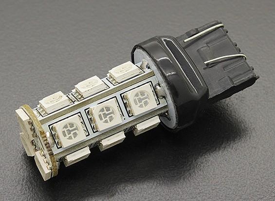 LED de luz del maíz de 3.6W 12V (18 LED) - Rojo