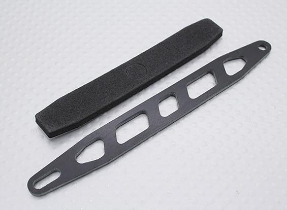Titular de fibra de vidrio de la batería w / Pad - A2003, A2010, A2029 y A2027