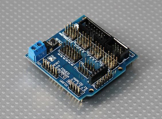 Tarjeta de Expansión del sensor V5.0 Sensor Shield Kingduino