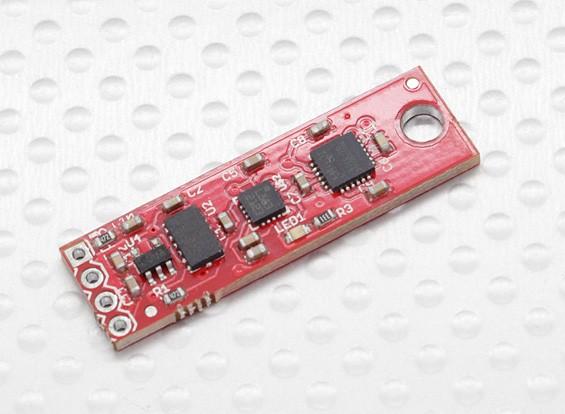 Kingduino 9DOF del tablero del desbloqueo (ADXL345 / HMC5883L / ITG3205)