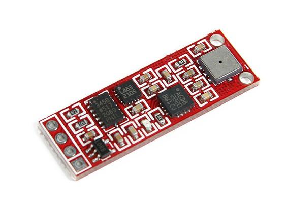 Kingduino 10DOF (L3G4200D, ADXL345, HMC5883L y BMP085) Sensor palillo Breakout- para el CMM / KK / ACM