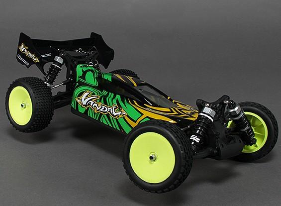 1/10 4WD eléctrico Quanum Vandal Racing Buggy (ARR)