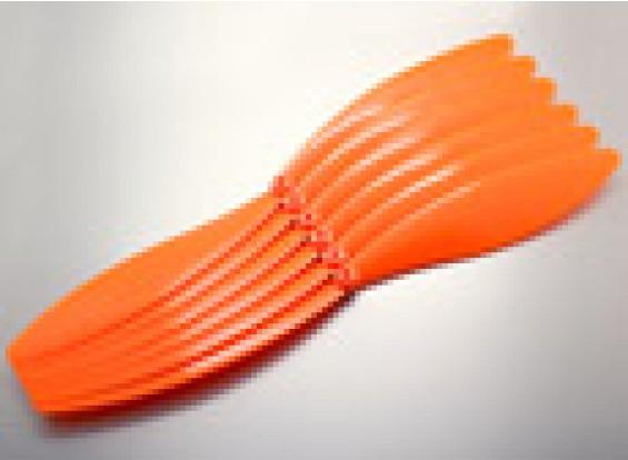 GWS Estilo hélice 15x10 naranja (CCW) (6pcs)