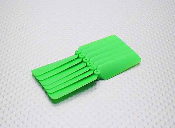GWS EP hélice (DD-3020 82x50mm) verde (6pcs / set)