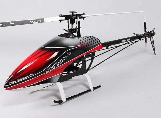 Juego de helicóptero KDS Innova 600 V2 DFC Flybarless