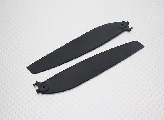 """9 """"3D Pitch Prop cuchillas variable"""