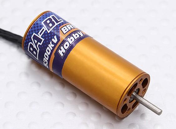 Hobbyking BL1230 5300kv sin escobillas del motor Inrunner