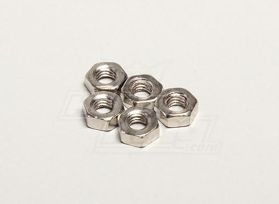 Tuerca hexagonal M4 - Turnigy Twister 1/5