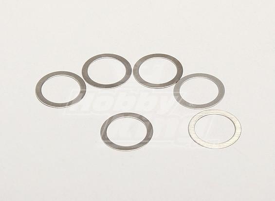 Nutech Lavadora 16x12.2x0.3mm - Turnigy Titan 1/5