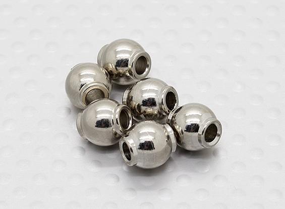 8mm extremo de la bola (6pcs) - A2038 y A3015