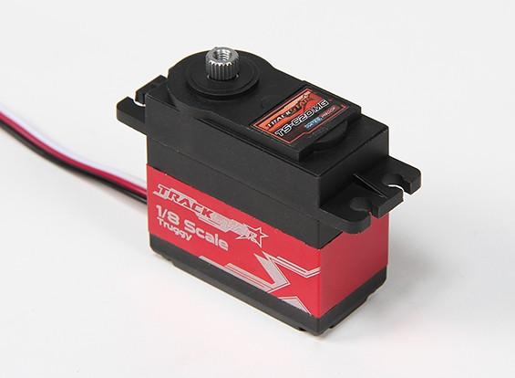 TrackStar TS-620 mg Digital Escala 1/8 Truggy dirección asistida 62g / 16.35kg / 0.18sec