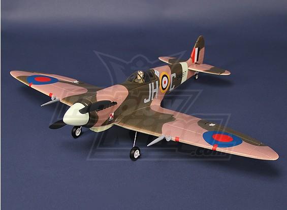 Mini Spitfire - Camo del desierto de EPO Plug and Play (UA de almacenes)