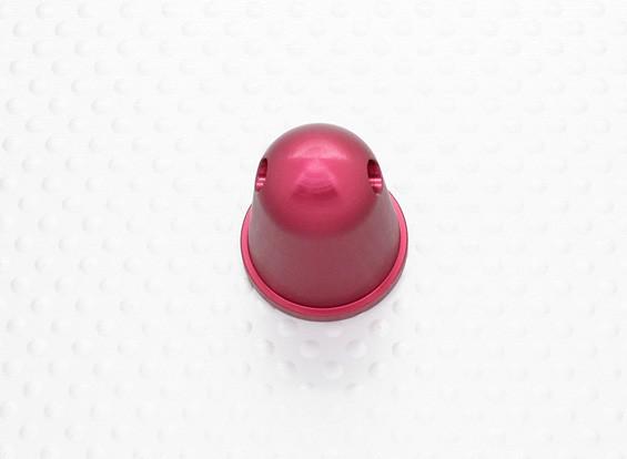 Prop Nut / Spinner 22mm Aleación M7x1.00 anodizado rojo
