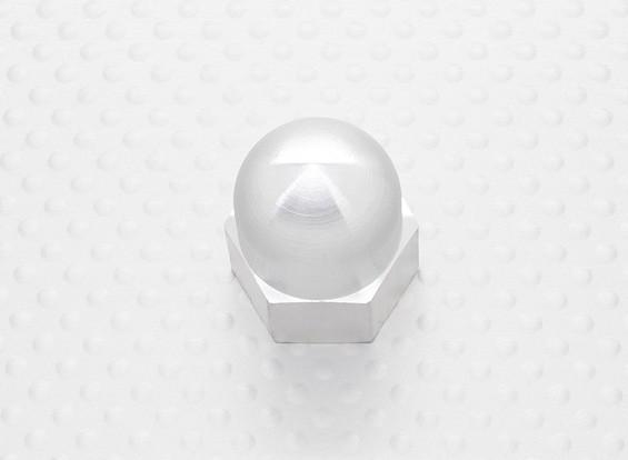 Tuerca hexagonal spinner prop Aleación M8x1.0