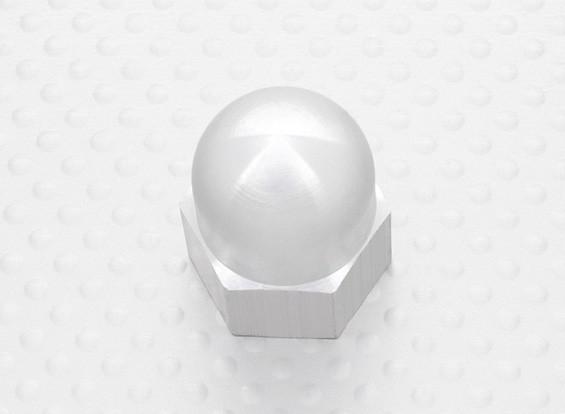 """Tuerca hexagonal spinner prop aleación de 3/8 """"- 24"""