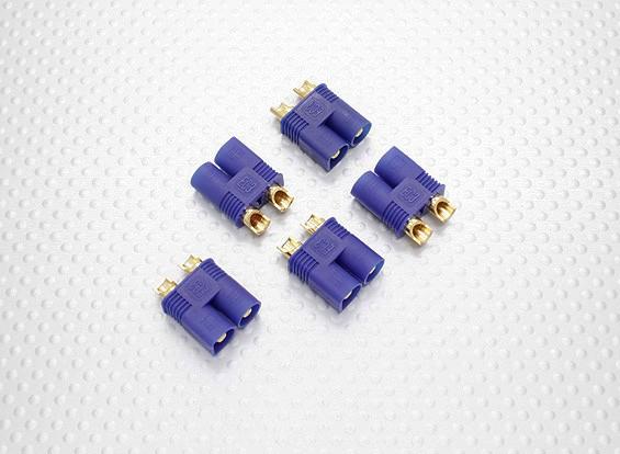 EC3 conectores macho (5pcs / bolsa)