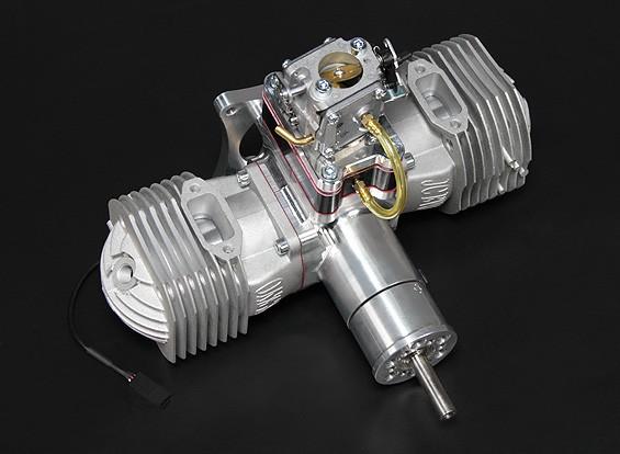 JC120 EVO Gas motor de la versión 2 w / CD-ignición 120cc / 12.5hp @ 8.000 rpm