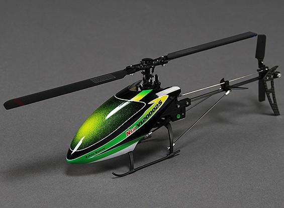 Walkera NUEVO V120D02S 3D mini helicóptero w / transmisor DEVO 7E (RTF) (Modo 1)