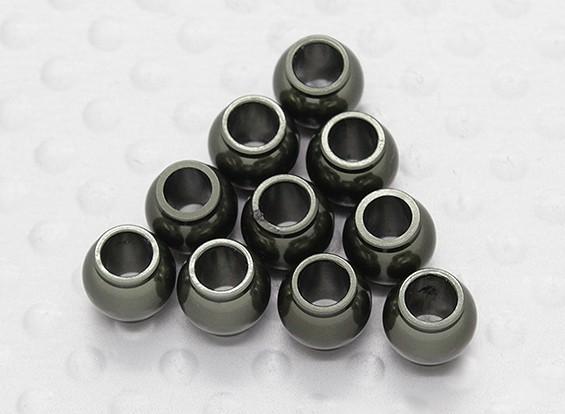 Anodizado de 6 mm de la rótula - A3015 (10 piezas)