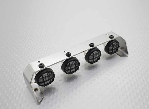 Orugas / camión ligero sistema de la barra con (acero inoxidable) de LED