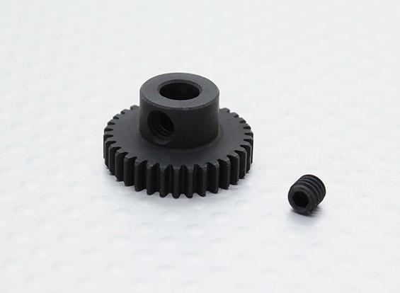34T / 5 mm de acero templado 48 Pitch engranaje de piñón