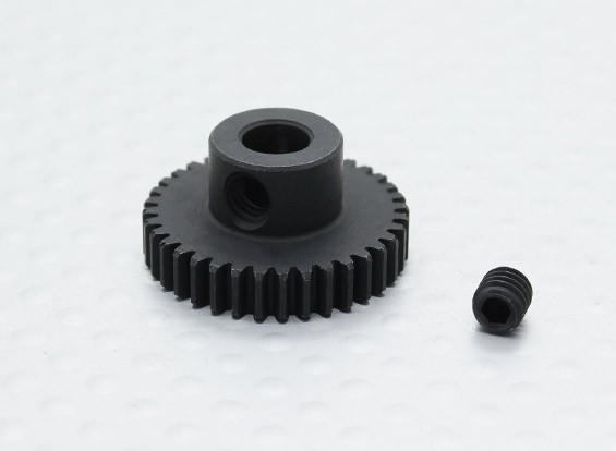 36T / 5 mm de acero templado 48 Pitch engranaje de piñón