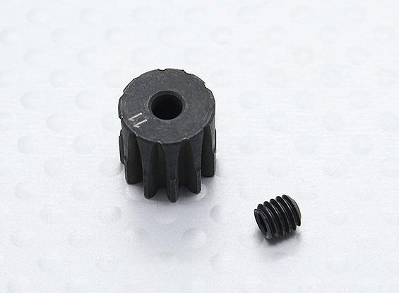 11T / 32 3.17mm Pitch acero endurecido engranaje de piñón