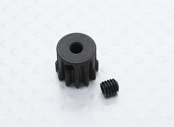12T / 32 3.17mm Pitch acero endurecido engranaje de piñón