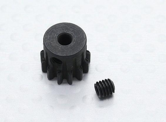 13T / 32 3.17mm Pitch acero endurecido engranaje de piñón