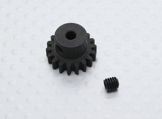 18T / 32 3.17mm Pitch acero endurecido engranaje de piñón