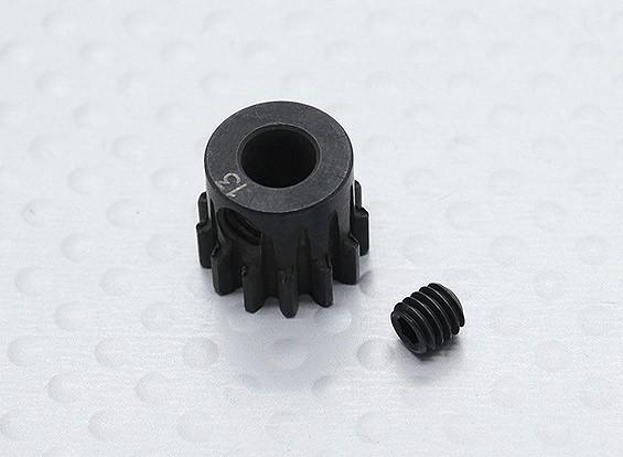 13T / 5 mm de acero templado 32 Pitch engranaje de piñón