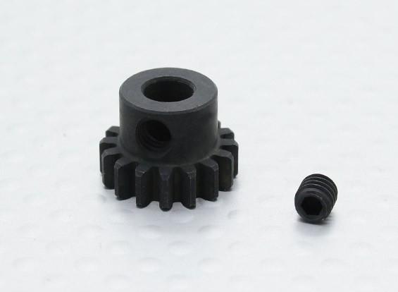16T / 5 mm de acero templado 32 Pitch engranaje de piñón