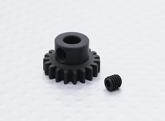 19T / 5 mm de acero templado 32 Pitch engranaje de piñón
