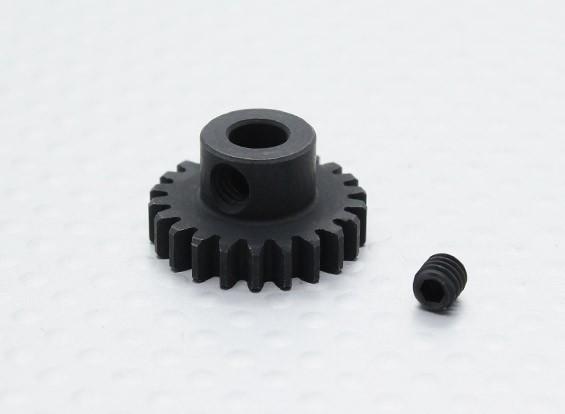 22T / 5 mm de acero templado 32 Pitch engranaje de piñón