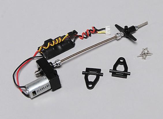Durafly ™ Auto-G y completa de inicio automático del sistema Auto-G2
