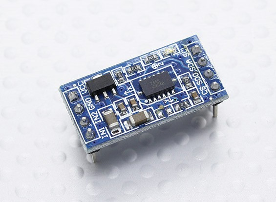 Kingduino Compatible módulo de aceleración del sensor de ángulo de inclinación digital