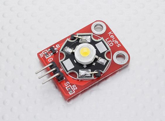 Kingduino módulo de alimentación de alta compatible con LED