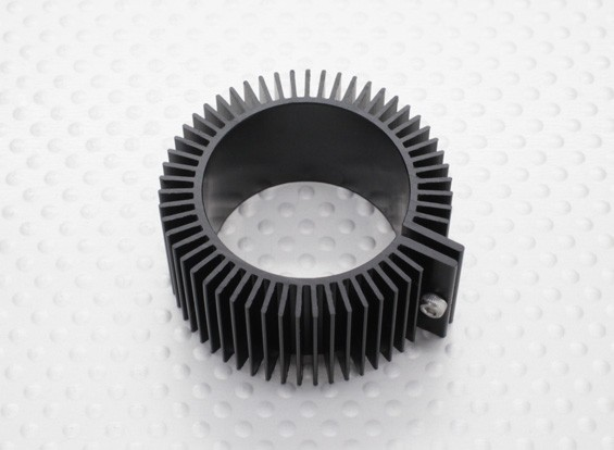 El Dr. Mad empuje Serie-Aleación Motor del disipador de calor de 28 mm de tamaño de motor