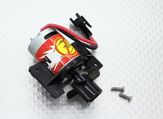 Serpiente 2 Mini V-casco del barco que compite 360mm (Ajuste del motor)