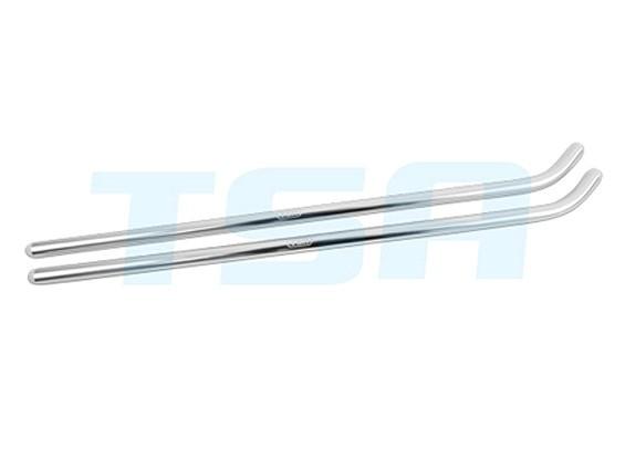 TSA Infusión 700E Pro, 700N PRO - resbalón de aterrizaje de tuberías