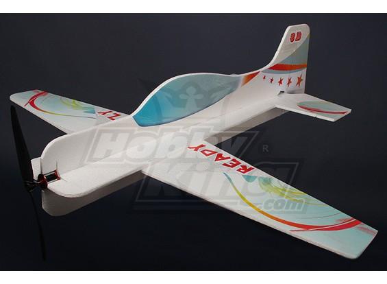 Súper 3D plataforma plana EPO R / C plano w / motor sin escobillas