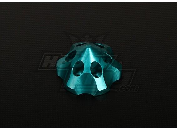 3D Spinner para DLE111 / DA100 / RMT-53 / TMM-106 / 3W 50-100 (verde)