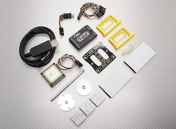 FY-DoS inercial Estabilizador actitud con GPS (Multi-Rotor)